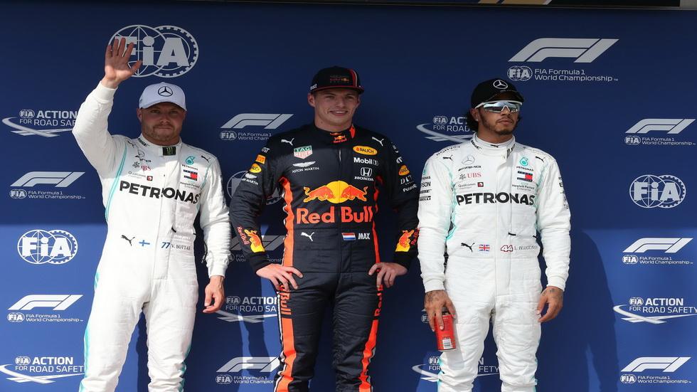 GP de Hungría de F1: así queda la parrilla de salida