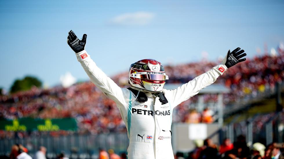 GP de Hungría de F1: una estrategia acertada dio la victoria a Hamilton