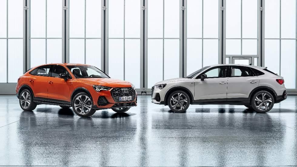 El Audi Q3 Sportback 2019, ya a la venta: precios y todos los datos del nuevo SUV