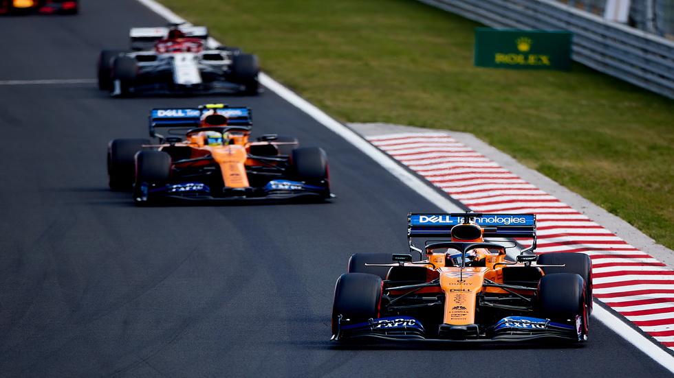 GP de Hungría de F1: algunas cifras para recordar