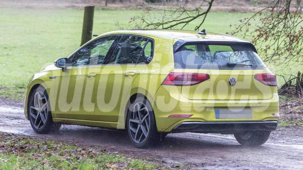 VW Golf 8 2020: última hora del nuevo compacto que se presenta en octubre