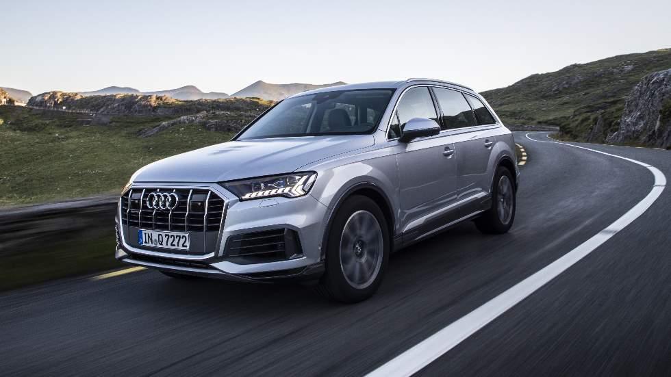 Audi Q7 2020: precios y datos para España del nuevo gran SUV