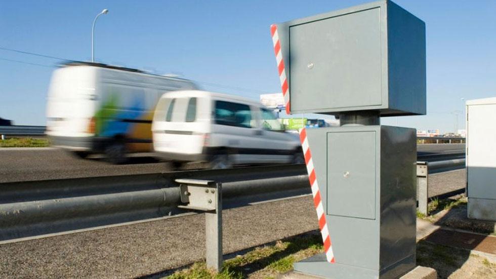 No escaparás de las multas: 8 radares en 38 km, ¿dónde están?