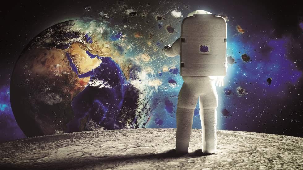 Así eran y serán los coches para ir a la Luna y a otros lugares del espacio…