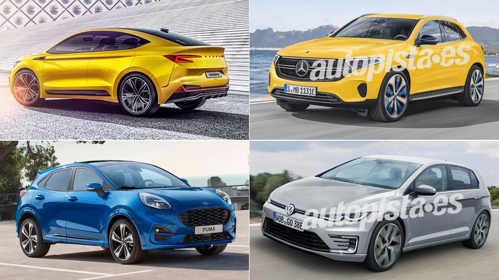 Revista Autopista 3.110: los 20 mejores nuevos coches de 2020: Golf, Ford Puma, Cupra Formentor...