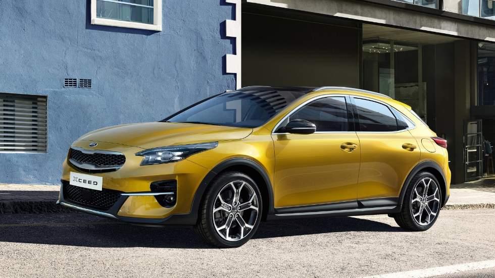 Kia XCeed 2019: precios y datos de gama para España del Ceed SUV