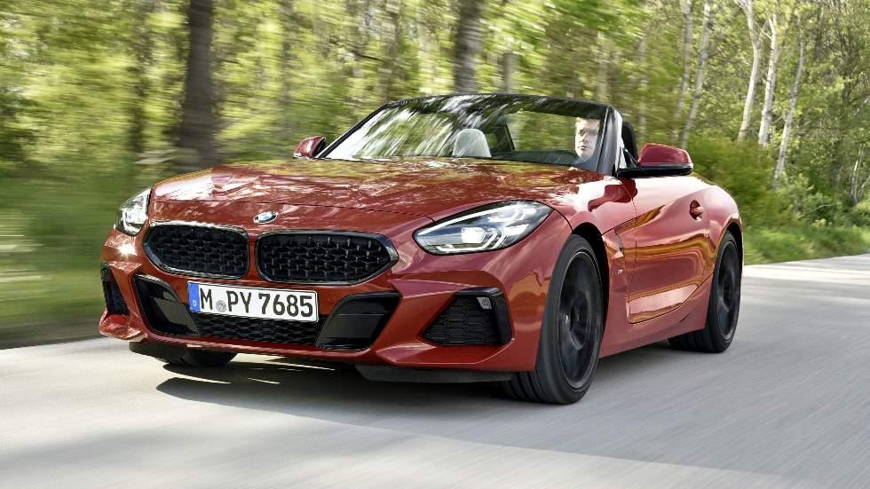 El BMW Z4 2019, ya a la venta en España con cambio manual: todos los datos