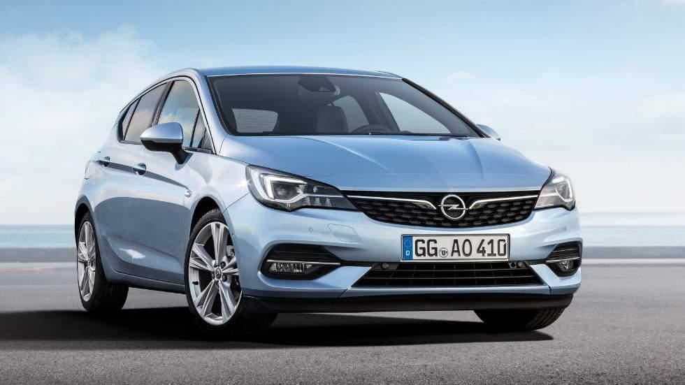 Opel Astra 2019: primeros precios para Europa del renovado compacto