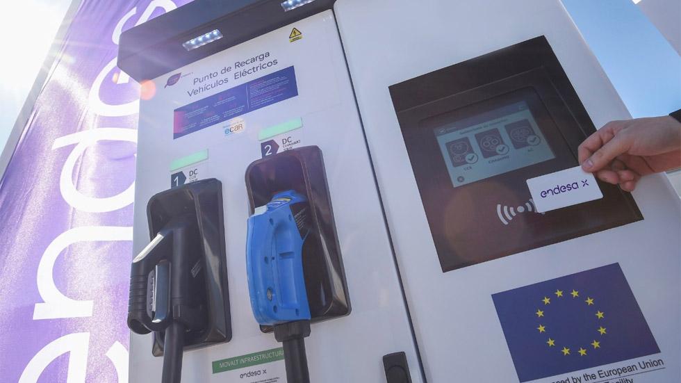 Nuevos cargadores para coches eléctricos: en menos de 20 minutos, hasta 100 km de autonomía