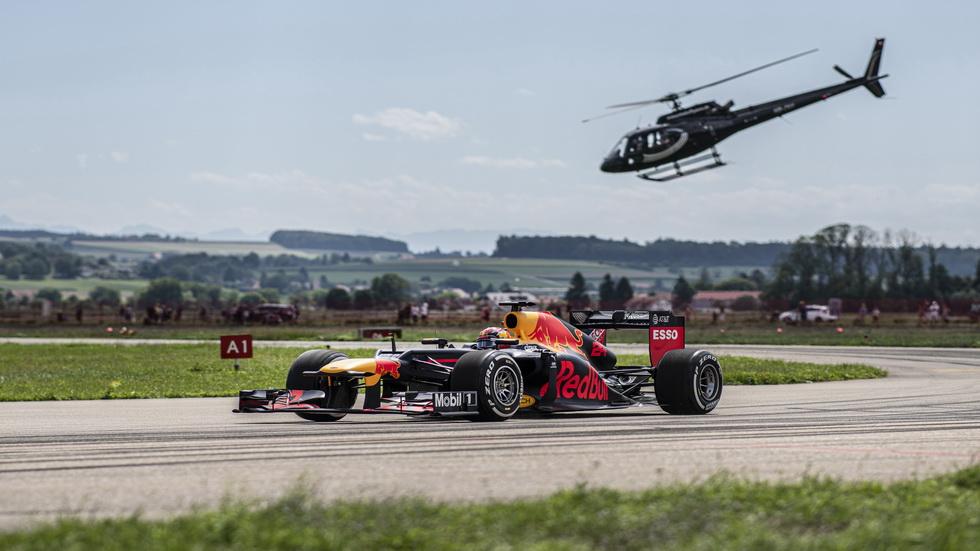 Red Bull no descansa en verano