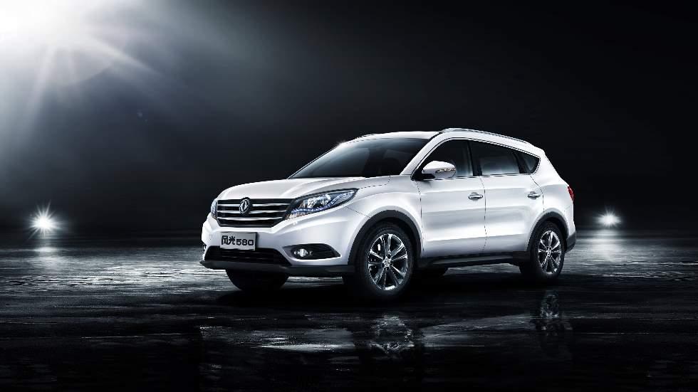 Dongfeng DSFK 580: datos y precios para España del nuevo SUV chino