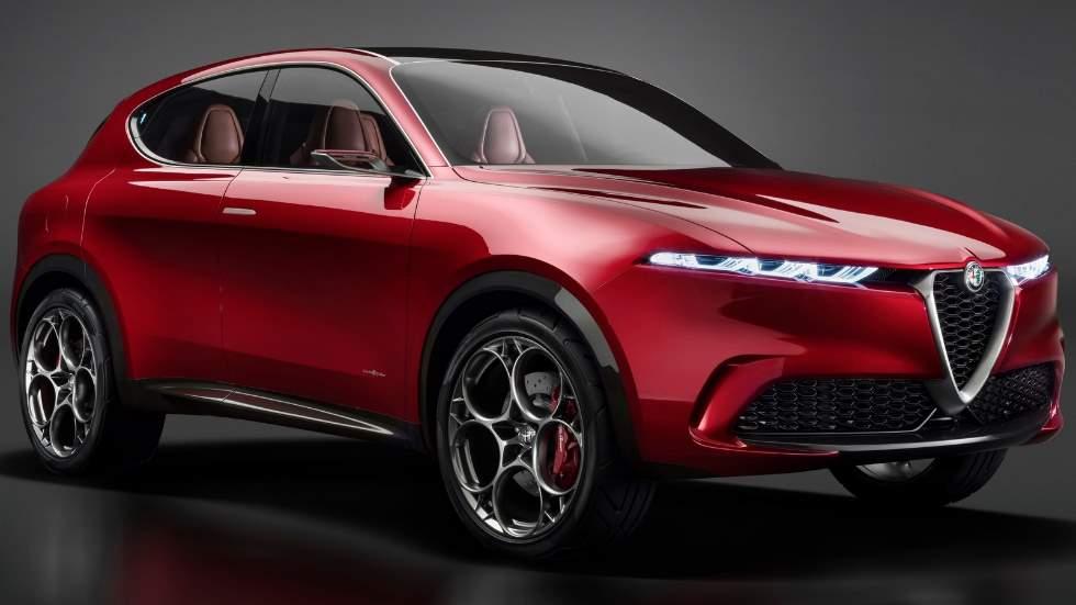Alfa Romeo Tonale 2020: más datos y fotos del nuevo SUV italiano