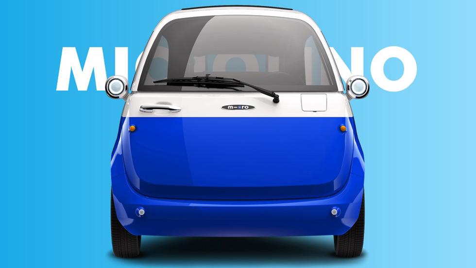 """Microlino: ya se conocen los precios del nuevo """"Isetta"""" eléctrico"""