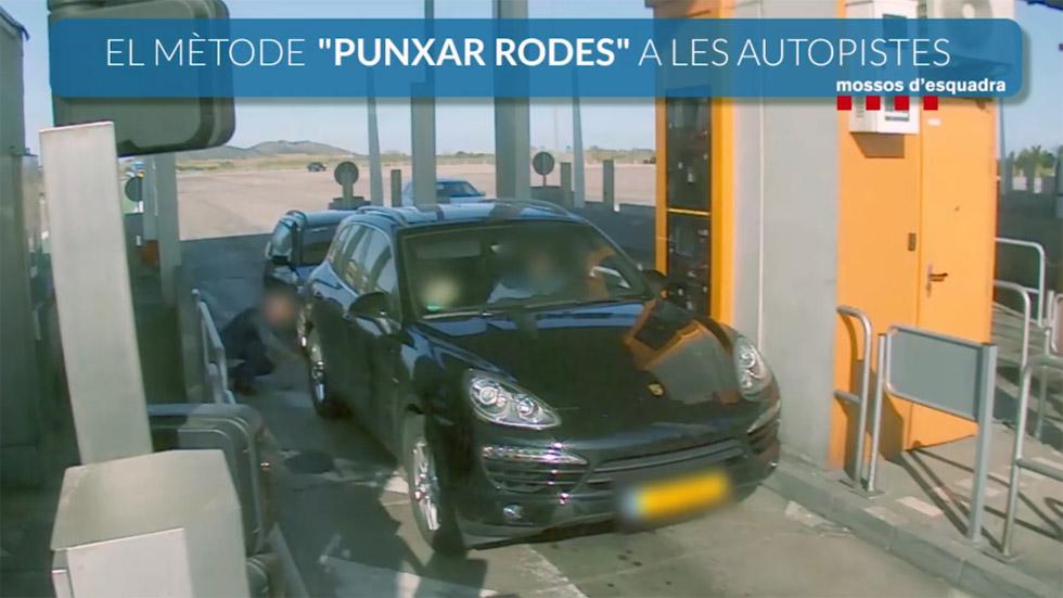 La Policía te muestra en vídeo cómo pueden robarte el coche en una gasolinera