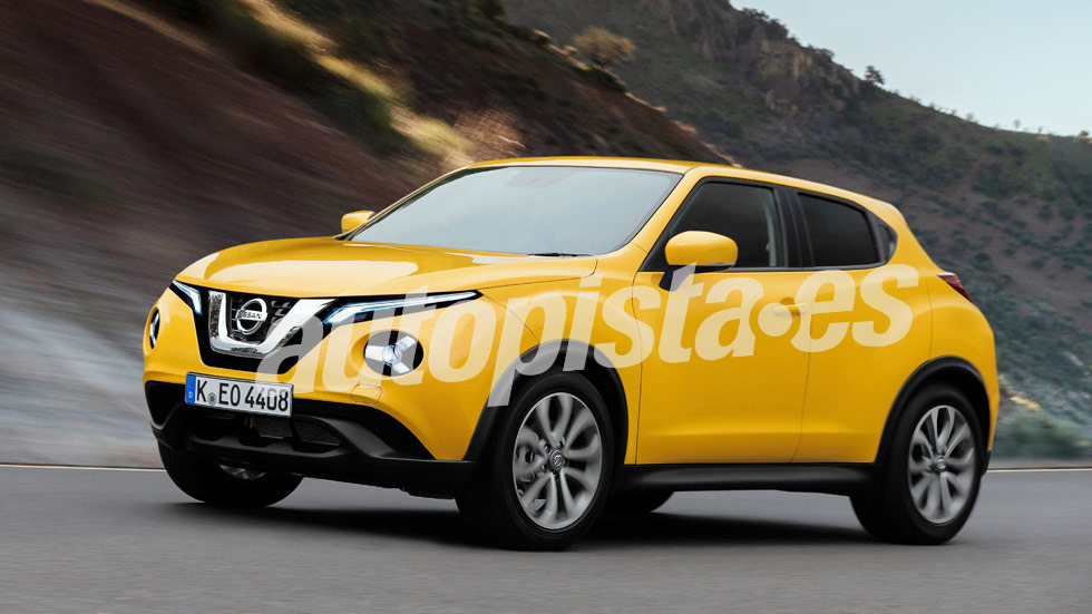 Nuevo Nissan Juke 2020: al volante del nuevo SUV japonés