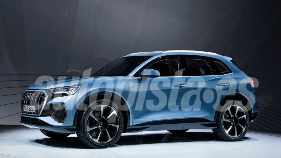 Audi Q5 2021: así será el nuevo SUV