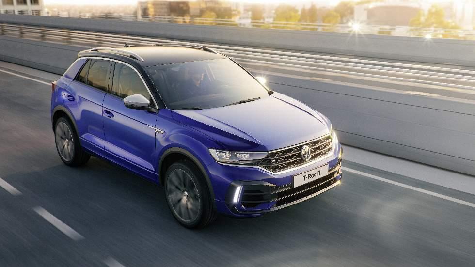 Volkswagen T-Roc R: primer precio para Europa del nuevo SUV deportivo