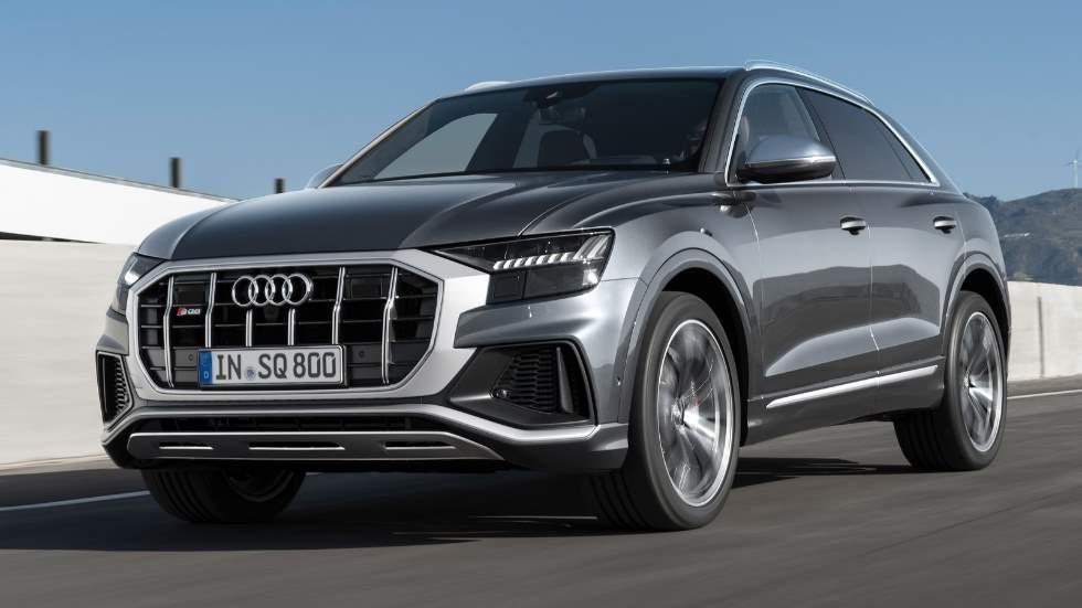 Audi SQ8 2019: el nuevo gran SUV deportivo y diésel, ya a la venta en España