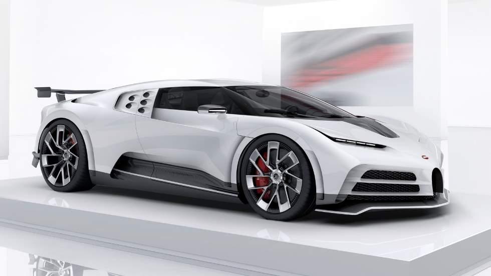 Bugatti Centodieci: 1.600 CV y 8 millones de euros para subir al cielo