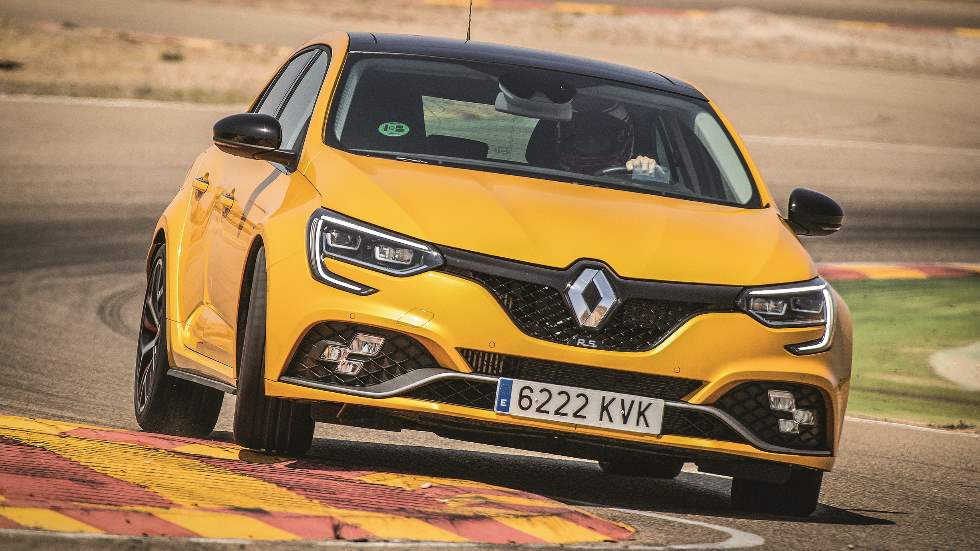 A prueba el Renault Mégane R.S. Trophy: ¿el compacto deportivo de referencia?