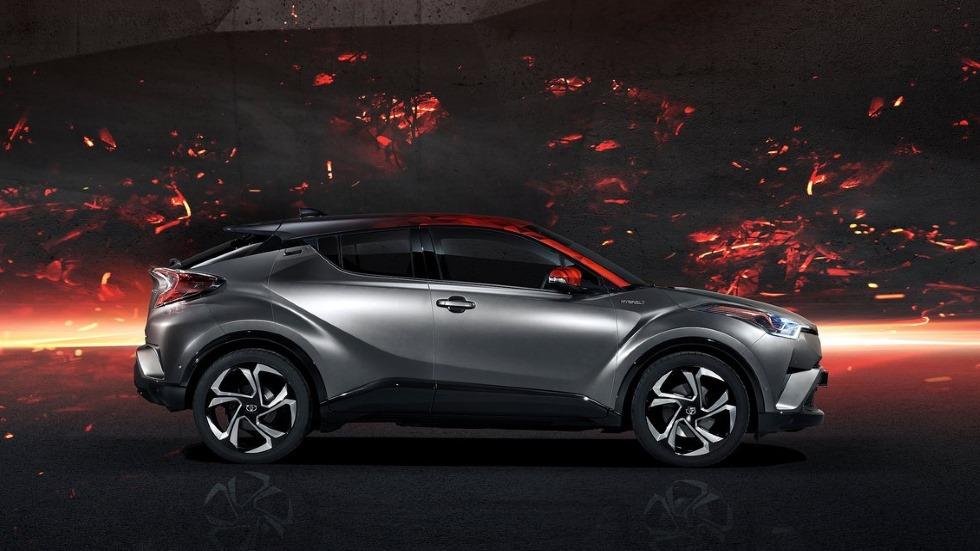 Toyota C-HR 2020: primeros datos de la renovación del SUV compacto