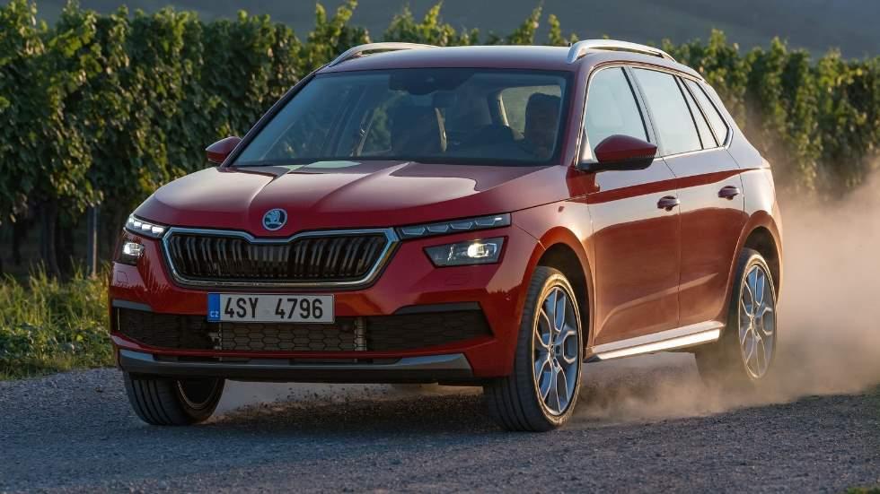 Skoda Kamiq 2020: todas las fotos oficiales y claves del nuevo SUV