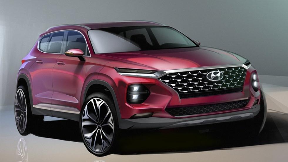 Hyundai Tucson 2021: el nuevo SUV se basará en el Santa Fe