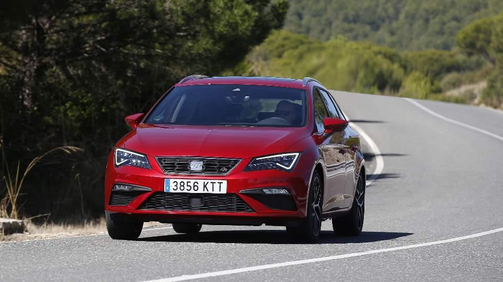 Seat León 1.5 TGi ST: superprueba del León familiar de gas natural