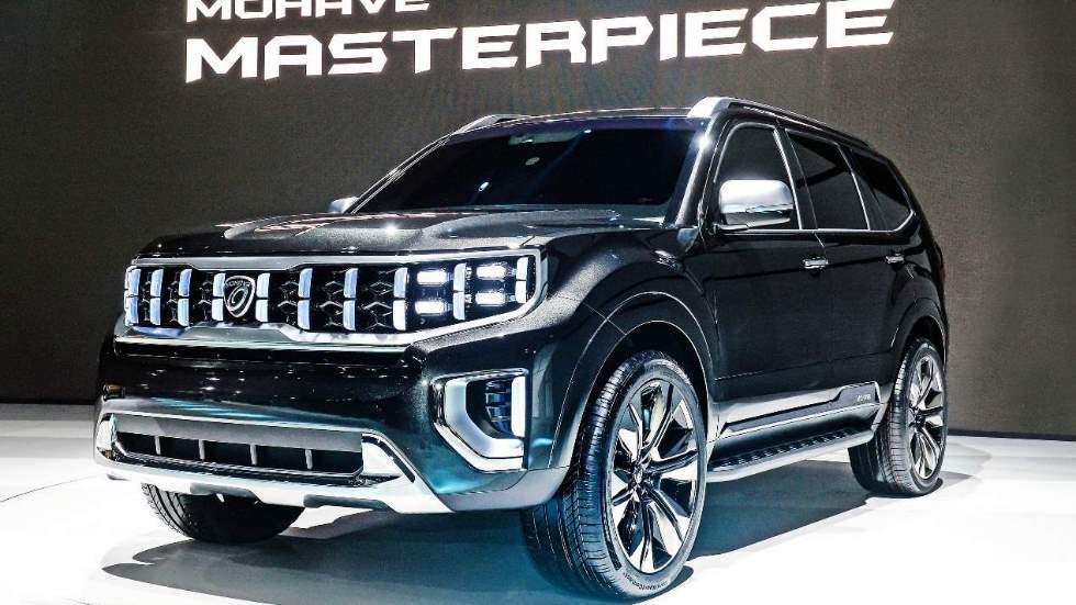 Kia Mohave 2020: así es el nuevo gran SUV de la marca