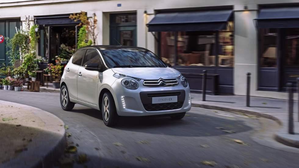 Citroën C1 Origins: homenaje al 2 CV y por menos de 11.000 euros