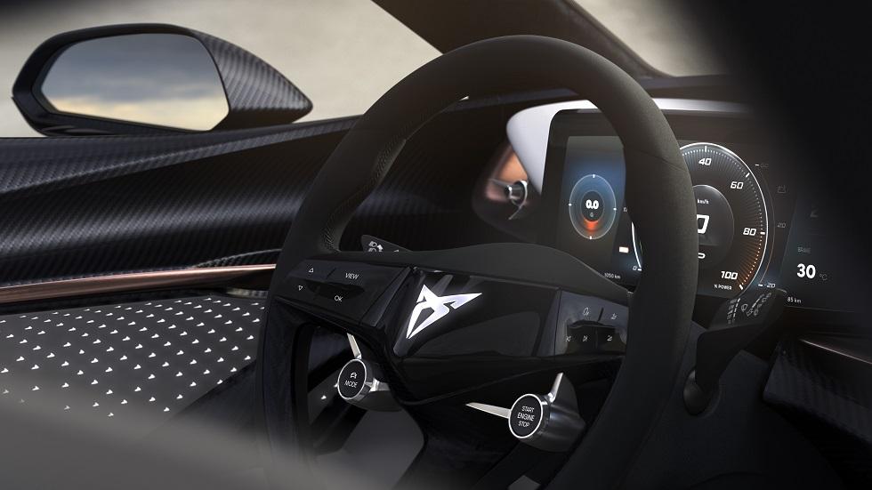 Nuevo Cupra SUV Coupé eléctrico en el Salón de Frankfurt 2019: nuevos datos e imágenes