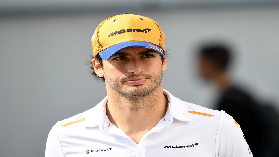 "Fórmula 1: Carlos Sainz, tercero en la ""Fan Power Ranking"""