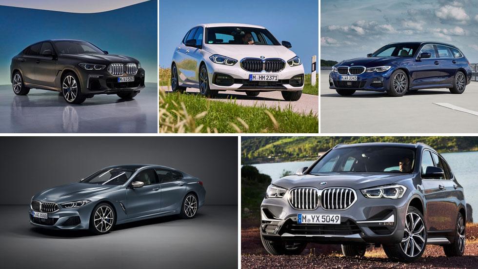 Las novedades de BMW en el Salón de Frankfurt: X1, Serie 8 Gran Coupé...
