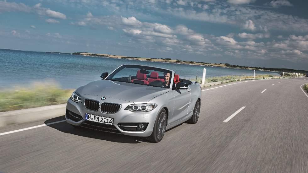 BMW Serie 2 230i Cabrio: a prueba un descapotable muy razonable