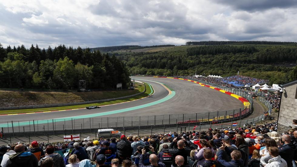 GP de Bélgica de F1: vuelve la acción