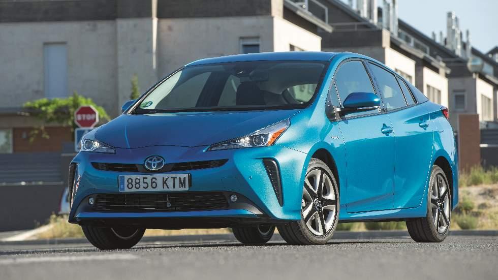 Toyota Prius 1.8 AWD-i: probamos el híbrido de tracción total