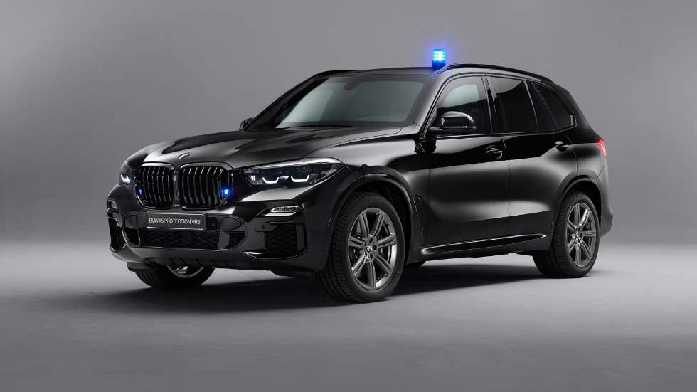 BMW X5 Protection VR6 2020: así es el nuevo SUV a prueba de balas y bombas