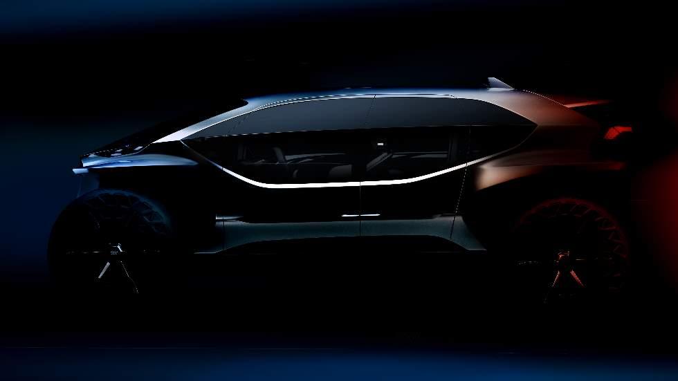 Audi AI: TRAIL quattro: un SUV eléctrico, aventurero y con inteligencia artificial