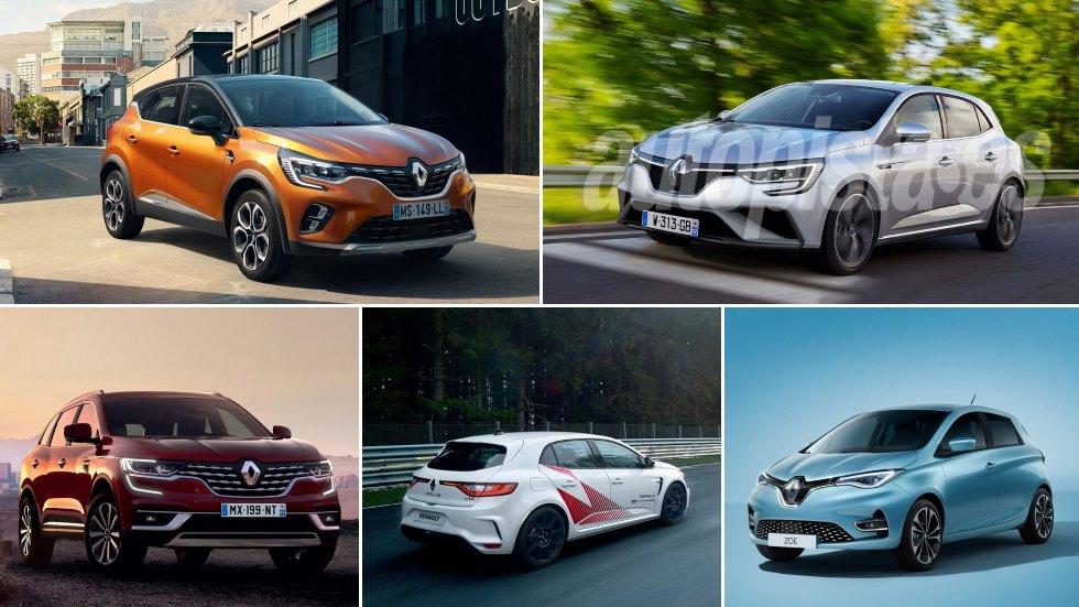 Todos los nuevos Renault hasta 2023: Captur, Kadjar, Mégane, Zoe, Koleos…