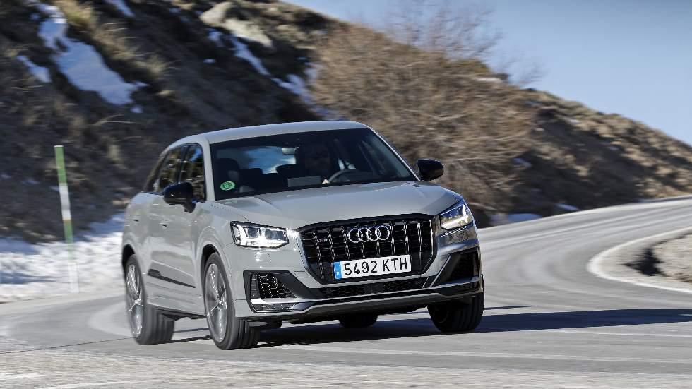Audi SQ2: superprueba a fondo del SUV pequeño más deportivo