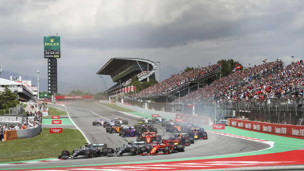 Ya es oficial: el Gran Premio de España de F1 sí se disputará en 2020