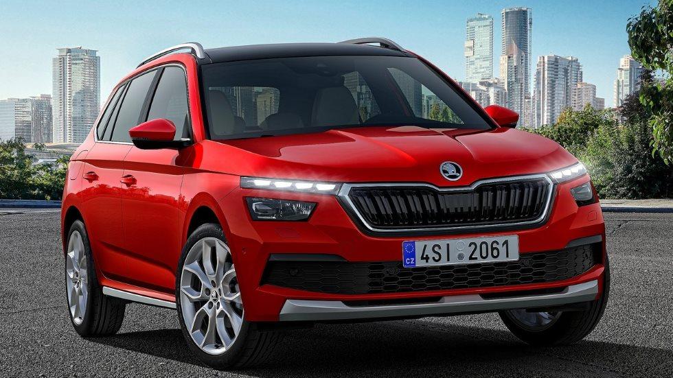 Skoda Kamiq y Scala Monte Carlo: nuevas versiones para el SUV y el compacto