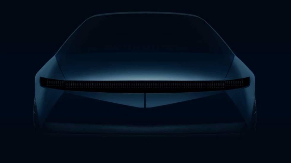 Hyundai EV Concept 45: un eléctrico que muestra el diseño futuro de la marca