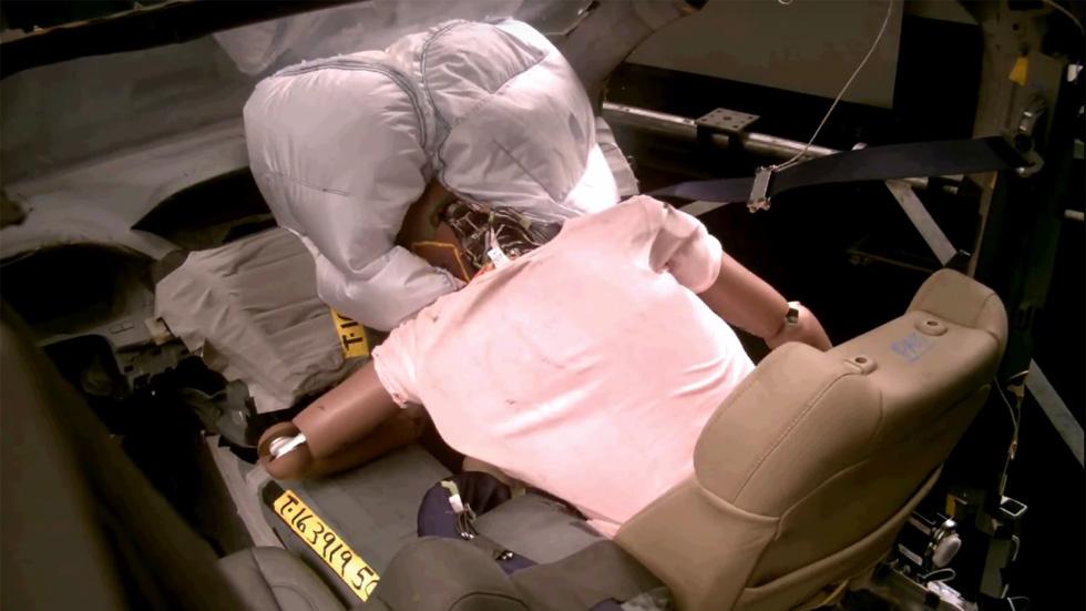 Honda desarrolla un nuevo airbarg que aumenta la seguridad: así es