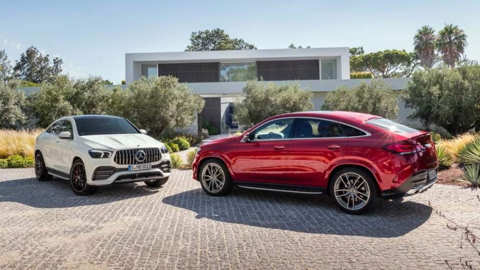 Mercedes GLE Coupé 2020: todos los datos y fotos del nuevo gran SUV
