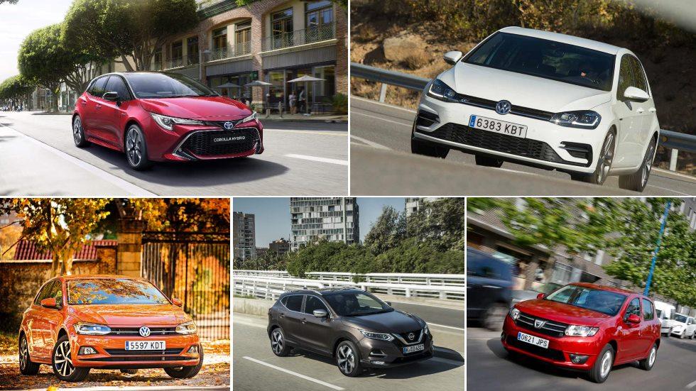 Los 25 coches y las 25 marcas más vendidas en Europa: así está el ránking