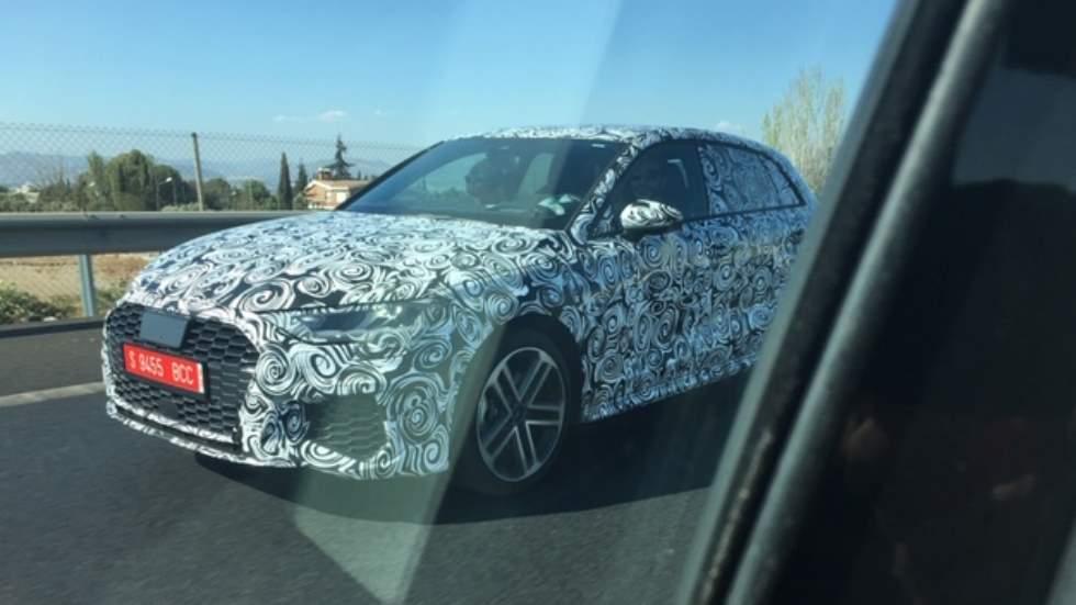 """Audi A3 2020: """"cazamos"""" a la nueva generación del compacto, nuevos datos e imágenes"""