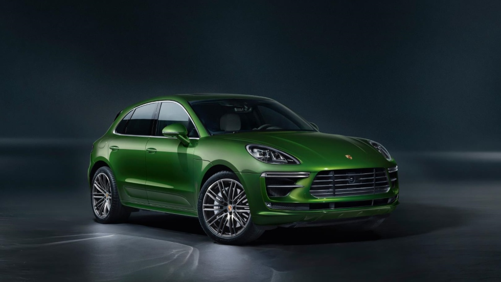 Porsche Macan Turbo 2020: fotos y datos del nuevo SUV