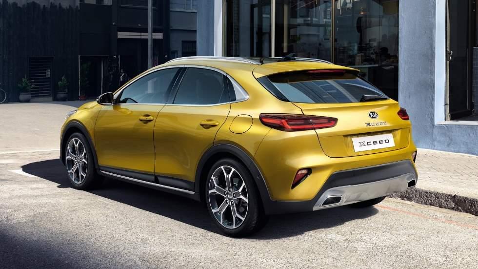 Kia XCeed: el SUV basado en el Ceed también será híbrido enchufable