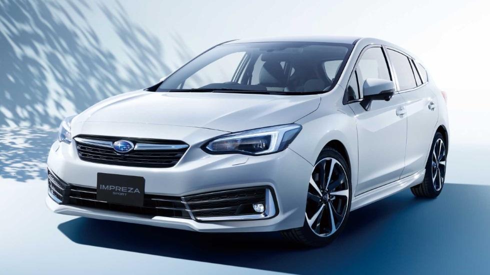 Subaru Impreza 2020: fotos y datos del nuevo compacto desvelado en Japón